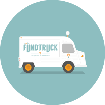 Concours pour startups Fundtruck by Sowefund