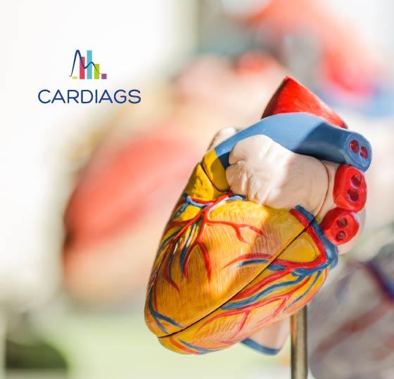 Investir dans Cardiags