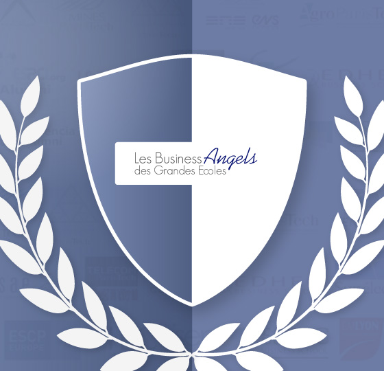 Badge - Business Angels des Grandes Ecoles