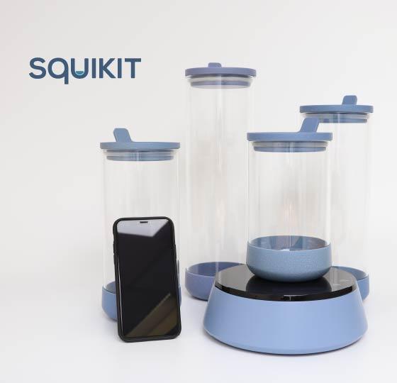 Investir dans Squikit