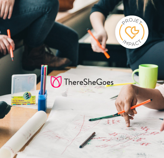 Investir dans ThereSheGoes