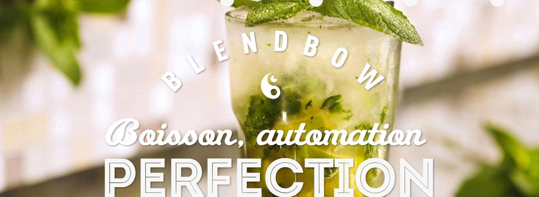 blendbow boisson automation perfection