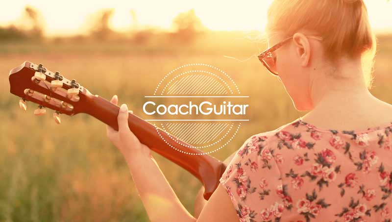 coach guitar logo