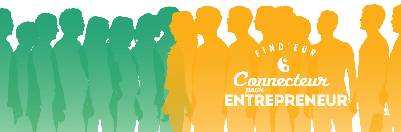 findeur connecteur pour entrepreneur