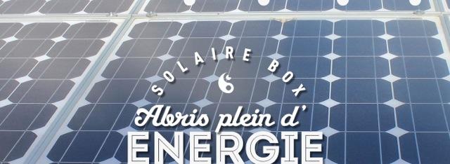 solaire box économique et sociale