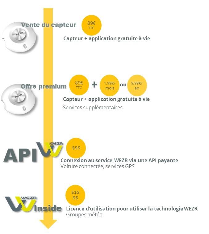 wezr business model