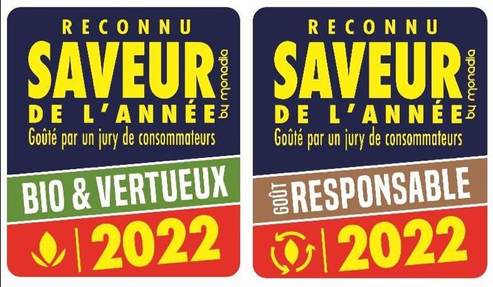 Saveur de 2022